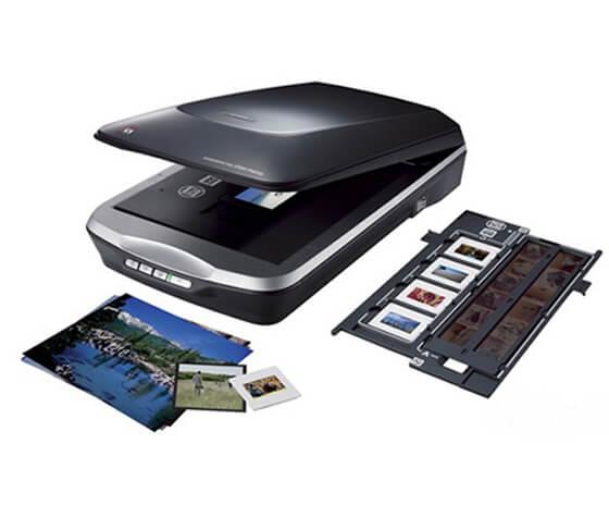 сканирование фотопленок